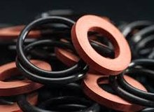 Gaskets silicone o-rings molded Viton